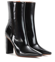 VETEMENTS | Leather ankle boots | Clouty