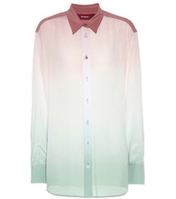 Sies Marjan | Ombre silk shirt | Clouty