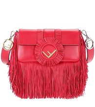 FENDI | Baguette leather shoulder bag | Clouty