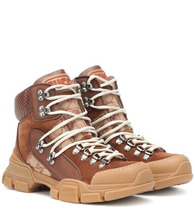 GUCCI | Flashtrek GG high-top sneakers | Clouty