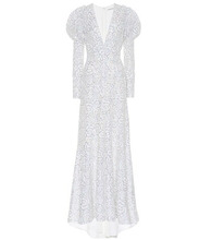 Alessandra Rich | Sequinned gown | Clouty