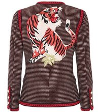 GUCCI | Embroidered wool jacket | Clouty