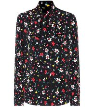 Marc Jacobs | Printed silk blouse | Clouty