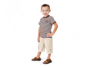 V-Baby | Футболка V-Baby коричневый, р.86 | Clouty