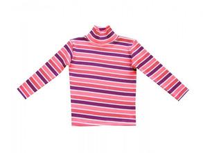 ПАНДА дети | Бадлон Панда дети с начесом розовый/полоска, р.86 | Clouty