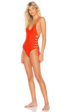 Acacia Swimwear | Слитный купальник из плетеного кружева florence - Acacia Swimwear | Clouty