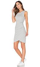 Bobi | Облегающее платье из джерси с рюшами supreme - Bobi | Clouty