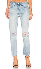 Blank NYC   Состаренные облегающие джинсы - BLANKNYC   Clouty