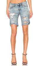 Blank NYC   Рваные джинсовые шорты - BLANKNYC   Clouty