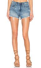 Blank NYC   Потертые джинсовые шорты - BLANKNYC   Clouty