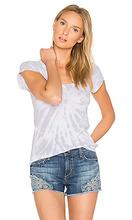 Chaser | Винтажная футболка с широким вырезом - Chaser | Clouty