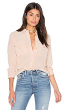 Equipment | Облегающая блуза signature - Equipment | Clouty
