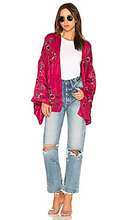 Free People | Кимоно ariel - Free People | Clouty