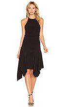 Halston Heritage | Миди-платье на шлейках - Halston Heritage | Clouty