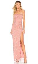 Majorelle | Кружевное вечернее платье tavi - MAJORELLE | Clouty