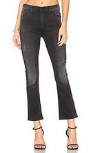 Mother | Укороченные облегающие джинсы the insider - MOTHER | Clouty