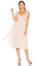 Needle & Thread | Платье swan - Needle & Thread | Clouty