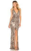 Nookie | Вечернее платье с глубоким вырезом shanina - Nookie | Clouty