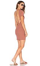 Nytt | Платье в рубчик с перекрестными бретельками сзади - NYTT | Clouty