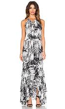 PARKER | Макси платье francesca - Parker | Clouty