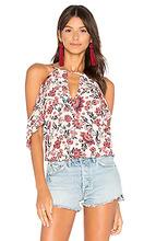 PARKER | Комбинированная блуза chelo - Parker | Clouty