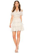 Rebecca Taylor | Кружевное платье с открытыми плечами eliza - Rebecca Taylor | Clouty