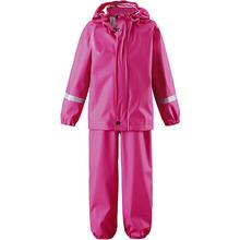 Reima   Непромокаемый комплект Tihku: куртка и брюки для девочки Reima   Clouty