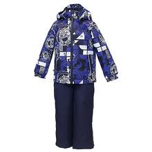Huppa | Комплект: куртка и полукомбинезон YOKO для мальчика Huppa | Clouty