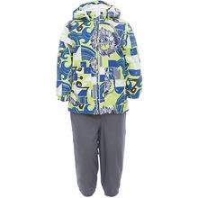 Huppa   Комплект: куртка и полукомбинезон для мальчика CARLO Huppa   Clouty