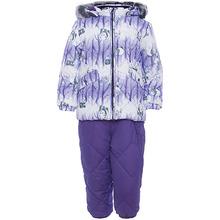 Huppa   Комплект: куртка и брюки NOELLE 1 Huppa для девочки   Clouty
