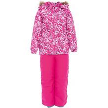 Huppa   Комплект: куртка и брюки RENELY Huppa для девочки   Clouty