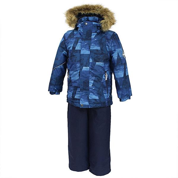 Huppa | Комплект: куртка и брюки DANTE 1 Huppa для мальчика | Clouty