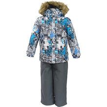 Huppa   Комплект: куртка и брюки DANTE Huppa для мальчика   Clouty