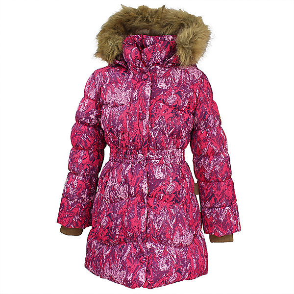 Huppa   Пальто GRACE 1 Huppa для девочки   Clouty