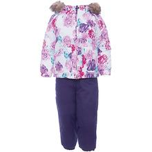 Huppa | Комплект: куртка и брюки AVERY Huppa для девочки | Clouty