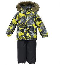 Huppa | Комплект: куртка и брюки AVERY Huppa для мальчика | Clouty