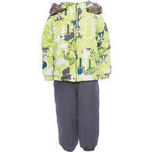 Huppa   Комплект: куртка и брюки AVERY Huppa для мальчика   Clouty