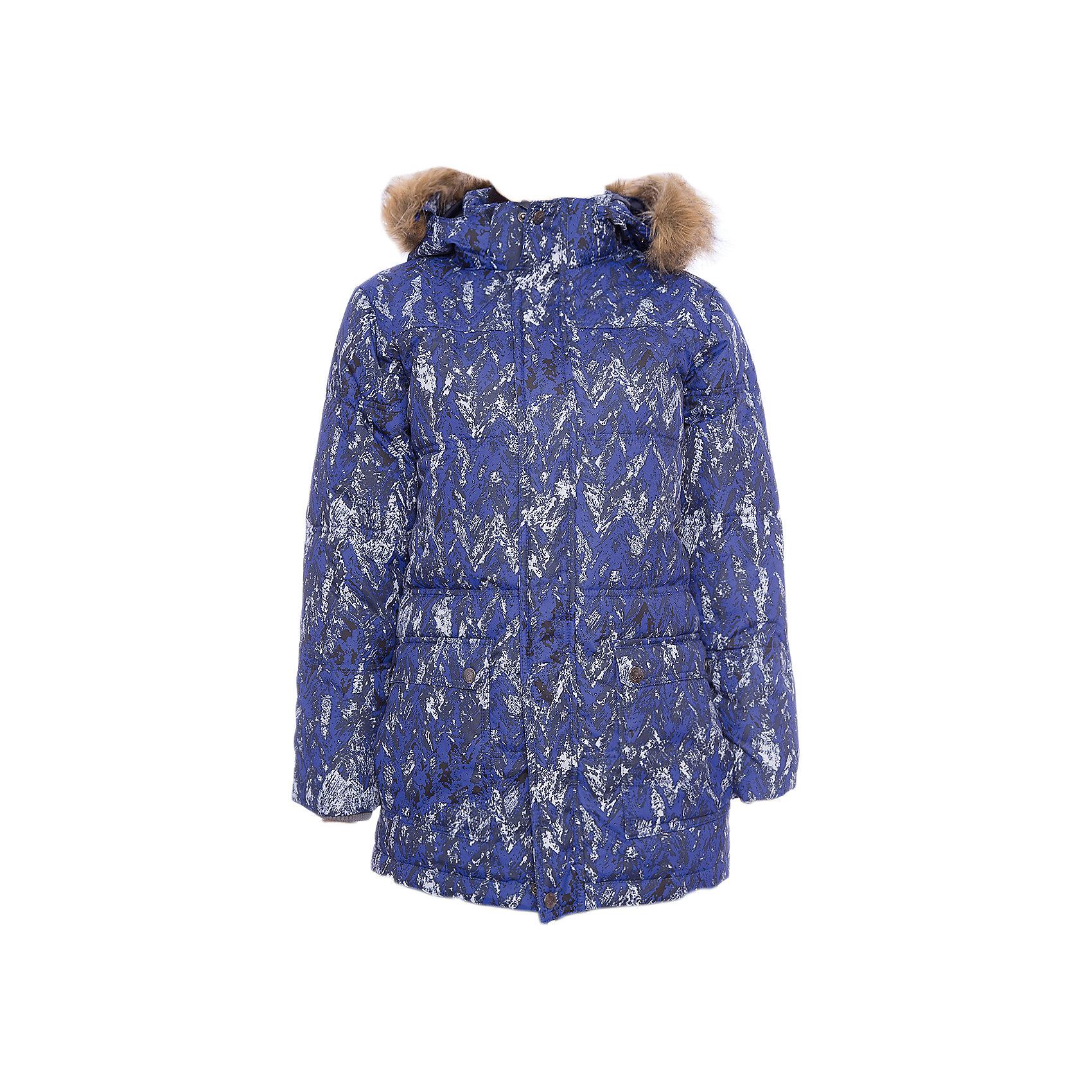 Huppa | Куртка Huppa Lucas для мальчика | Clouty