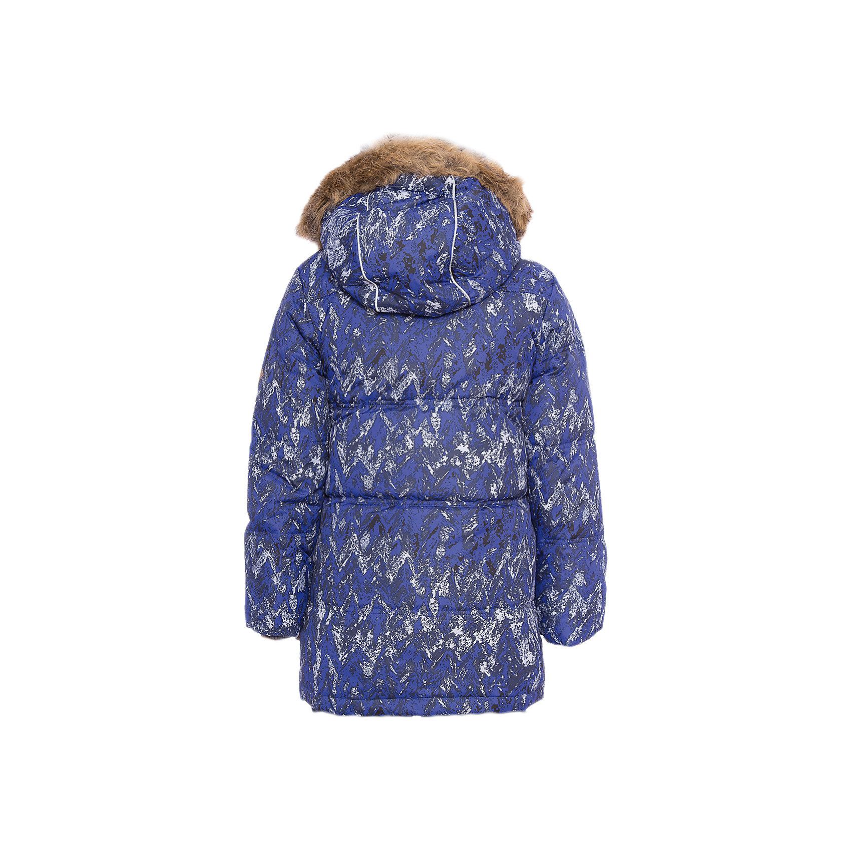 Huppa   Куртка Huppa Lucas для мальчика   Clouty