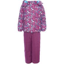 Ma-Zi-Ma   Комплект: куртка и брюки Ma-Zi-Ma для девочки   Clouty