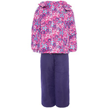 Ma-Zi-Ma | Комплект: куртка и брюки Ma-Zi-Ma для девочки | Clouty