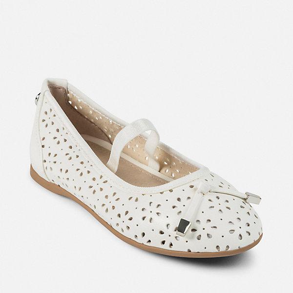 Туфли Mayoral для девочки CL000019677307 купить за 2183р b036879653d