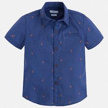 Mayoral | Рубашка Mayoral для мальчика | Clouty