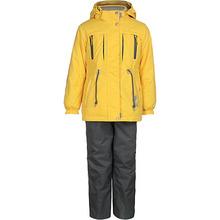 Oldos | Комплект: куртка и брюки Киана OLDOS ACTIVE для девочки | Clouty