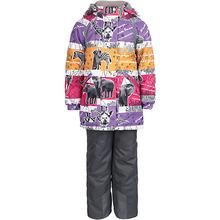 Oldos   Комплект: куртка и брюки Ами OLDOS ACTIVE для девочки   Clouty