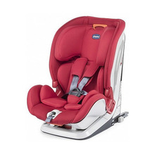 "Chicco | Автокресло Chicco ""Youniverse Fix"" Red, группа 1/2/3 