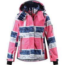 Reima | Куртка Frost Reima для девочки | Clouty
