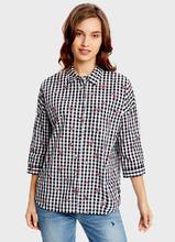 O'STIN   Объёмная рубашка   Clouty