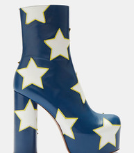 VETEMENTS | Star Platform Ankle Boots | Clouty