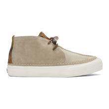VANS | Vans Grey Taka Hayashi Edition Chukka Nomad LX Sneakers | Clouty